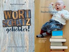 Wort-SCHATZ und Buchschwanger