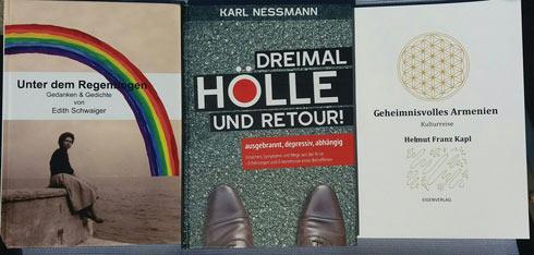 3 Buchcover