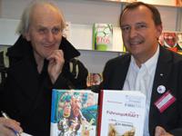 Roland Girtler und M. Greisinger